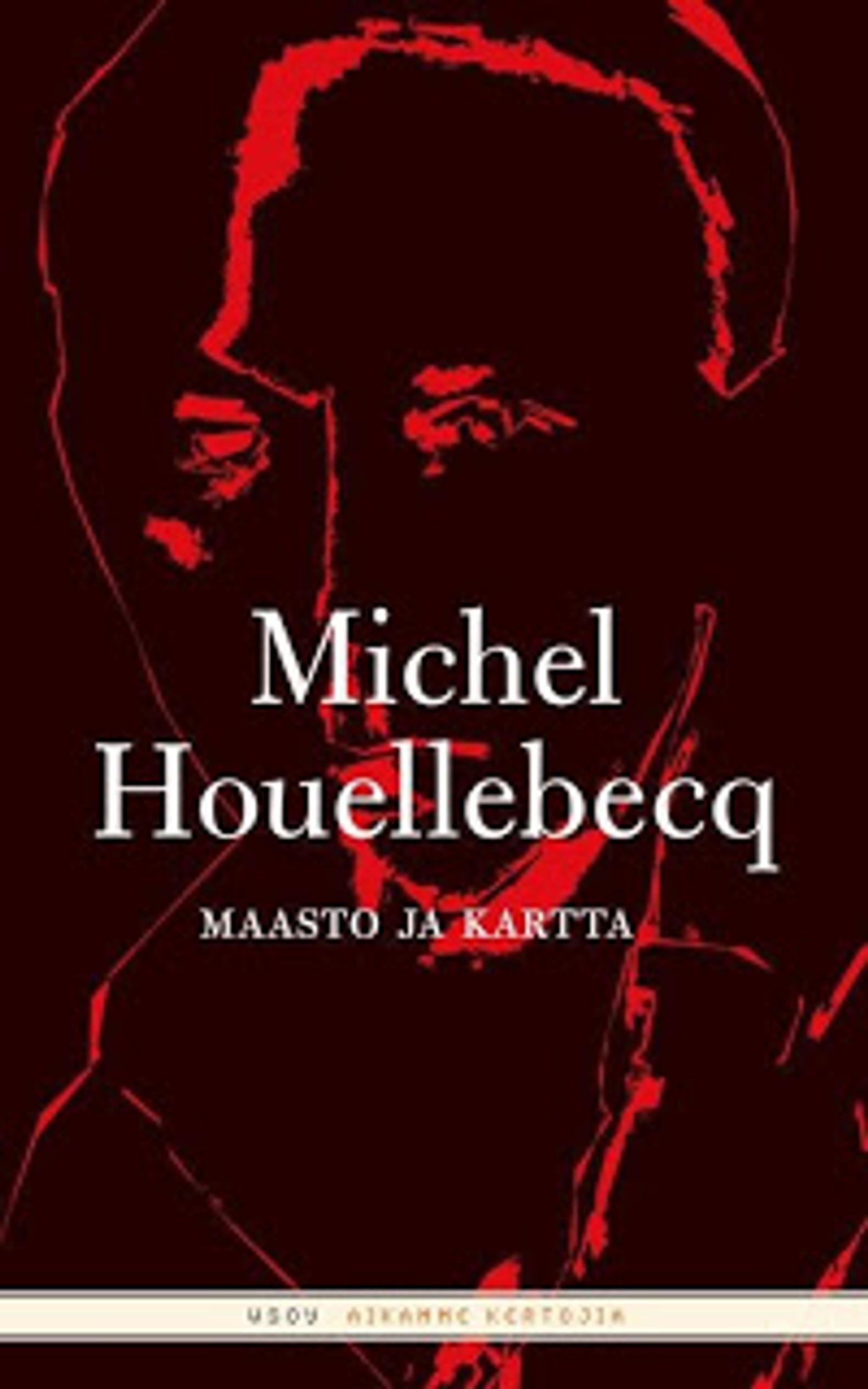 Michel Houellebecq Maasto Ja Kartta Merkintoja Apu