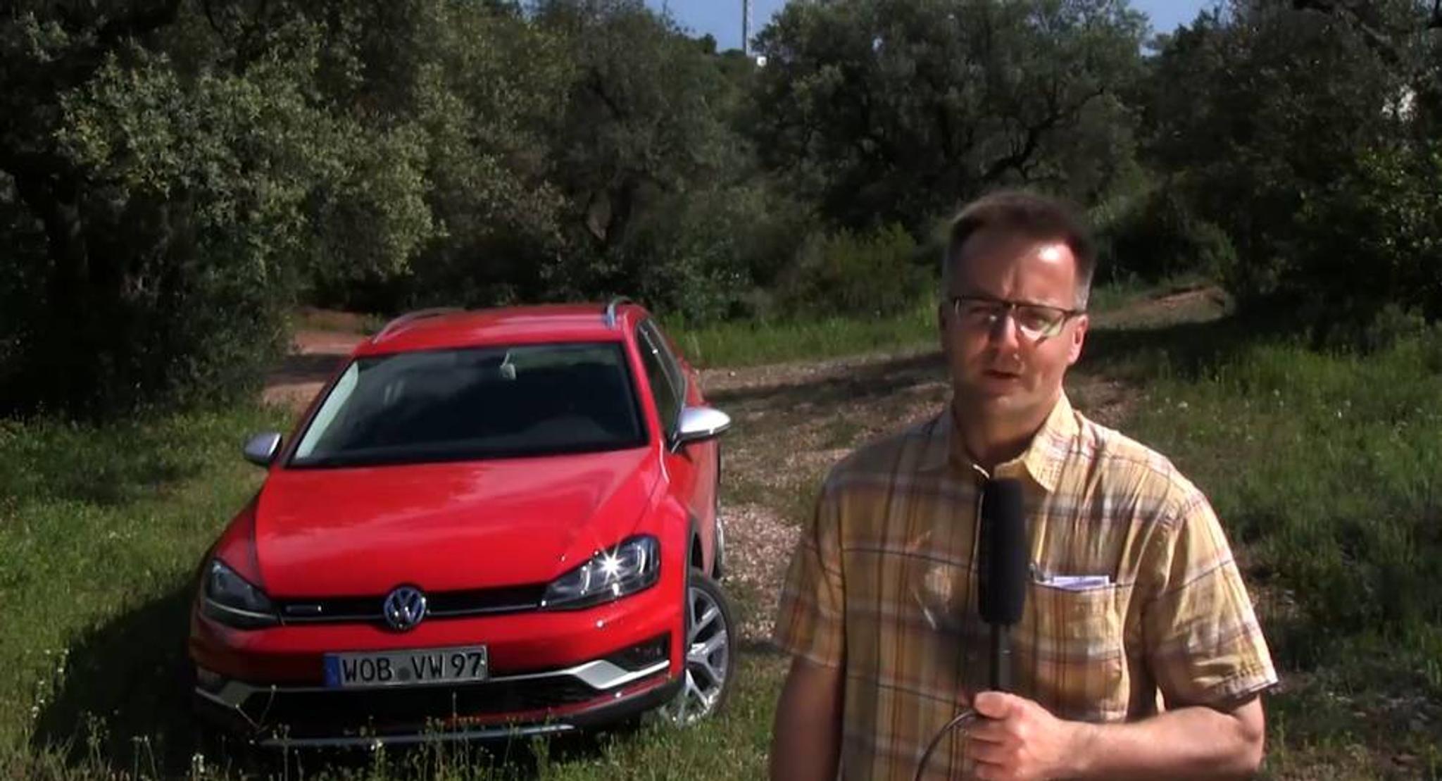 Volkswagen Golf Alltrack >> Koeajossa Vw Golf Alltrack Tuulilasi