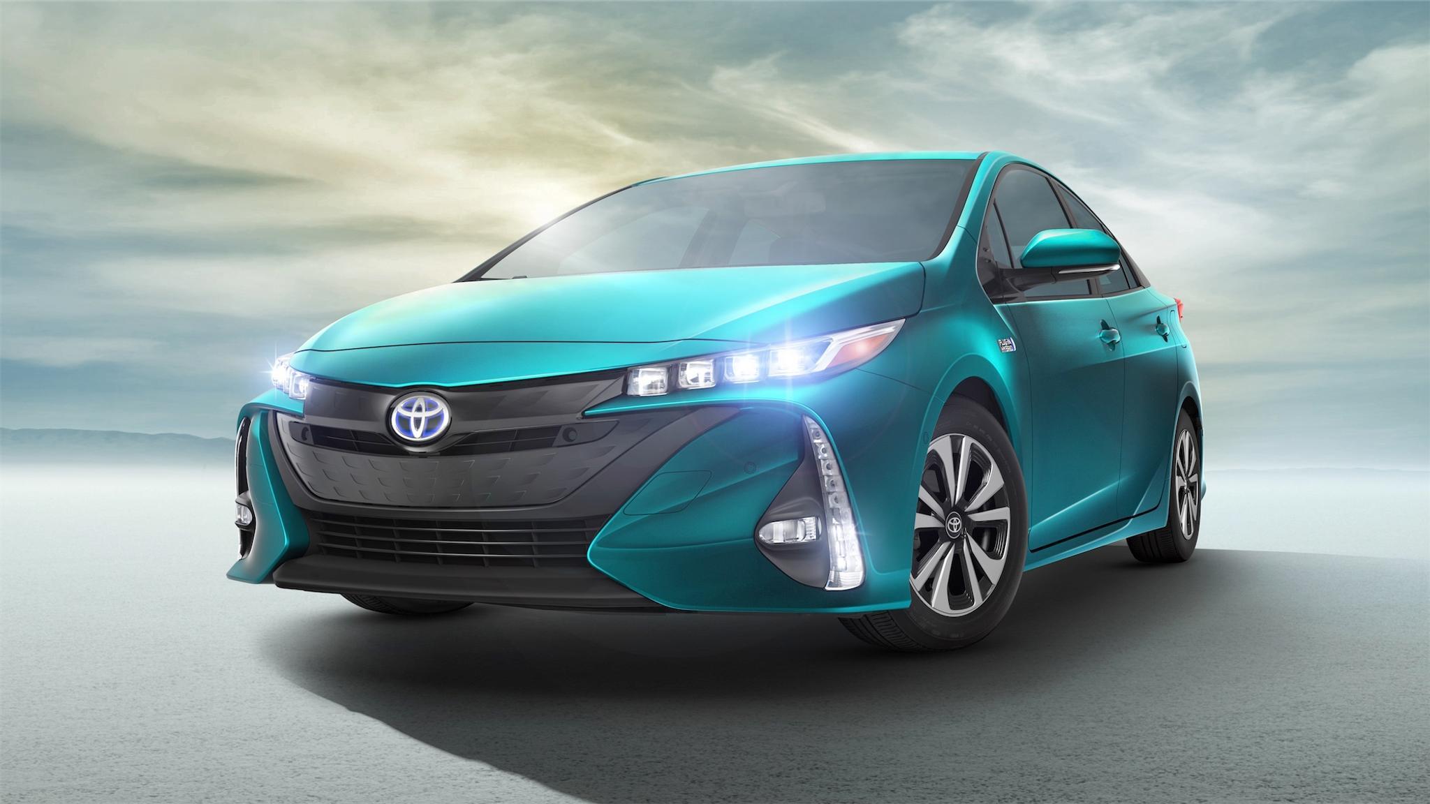 Toyota Plug In Hybrid >> Tallainen On Toisen Sukupolven Ultrapihi Prius Plug In