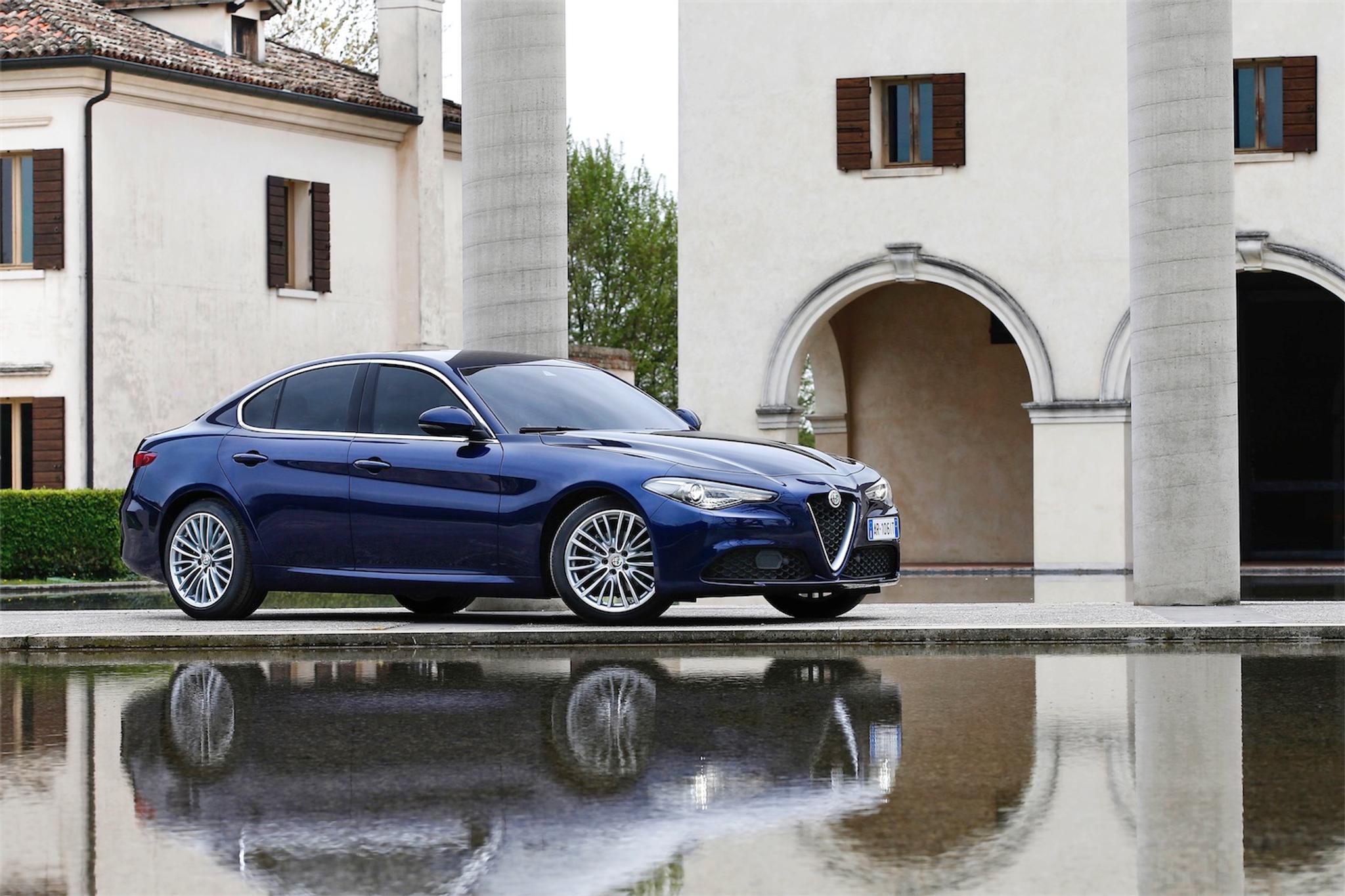 Alfa Giulia Qv >> Odotettu Alfa Romeo Giulia Sai Hinnat Myos Himoittava Qv