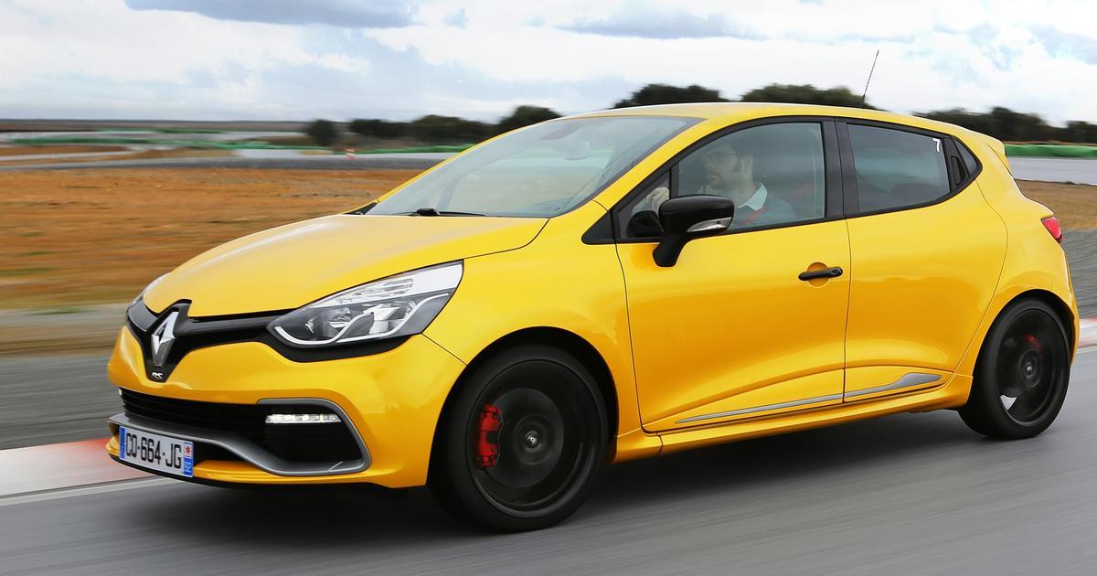 Renault Clio Koeajo