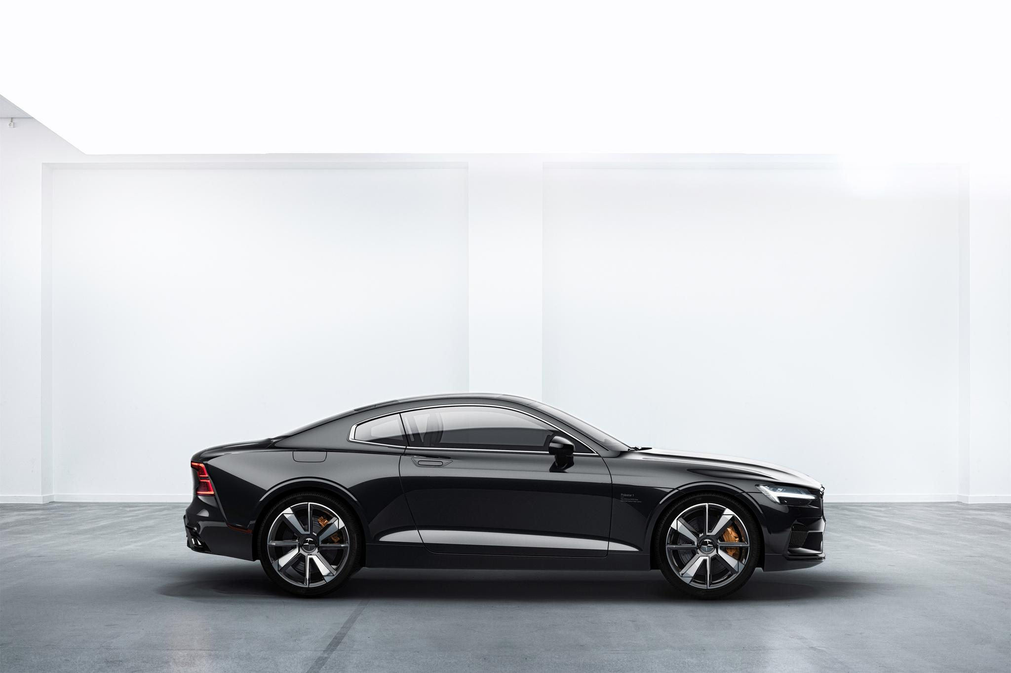 Volvo Sports Car >> Tama On Polestar 1 Volvon Uusi 600 Heppainen Coupe