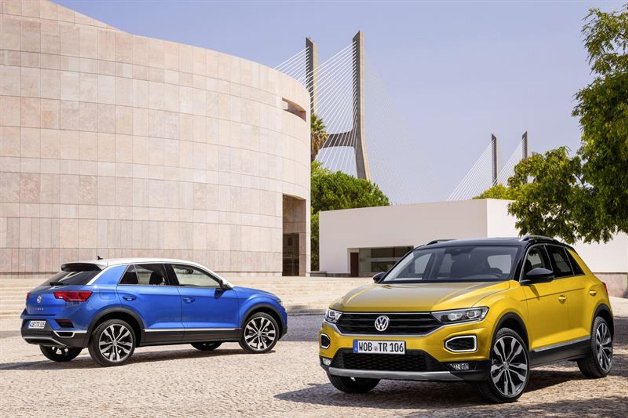 Volkswagen T Roc Sport >> Volkswagenin T Roc Myyntiin Suomessa Tassa Ovat Hinnat