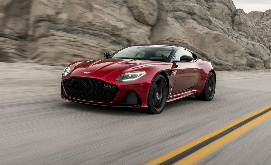 New Aston Martin >> Katso Kuvat Ja Hurjat Suorituskykylukemat Tassa On Kaikkein