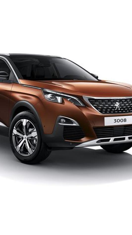 Peugeot Suv 3008 >> Peugeot 3008 Suv Malliin Uusi Varustepaketti Tuulilasi