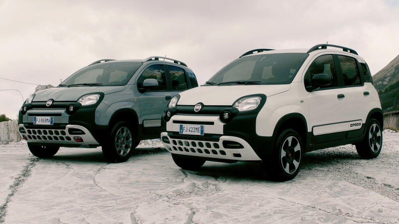 Fiat Panda 4x4 >> Jeepilta Tulossa Uusi Baby Jeep Tuulilasi Tuulilasi