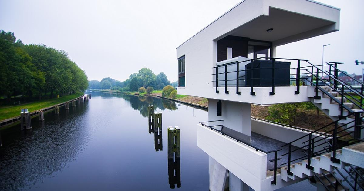 Majoitus Amsterdam