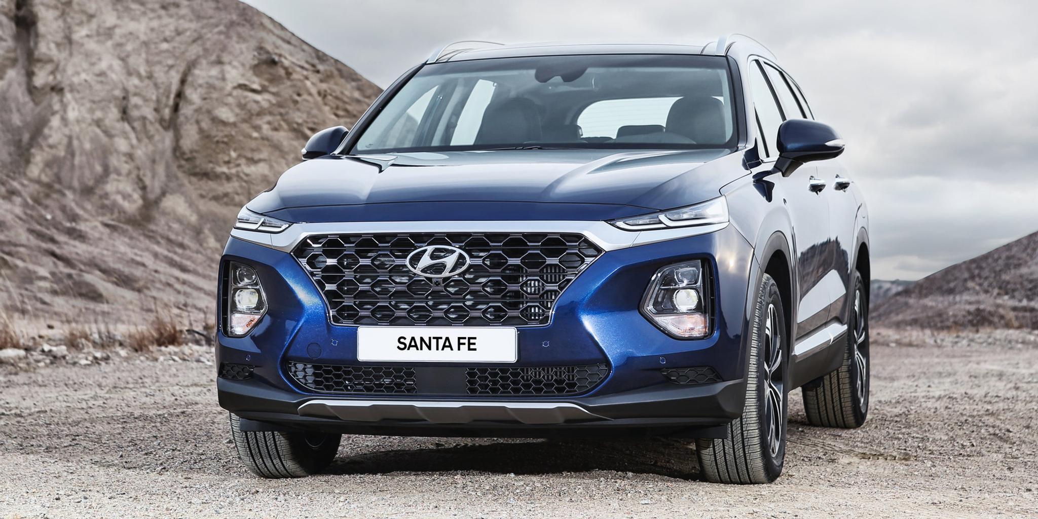 2018 Hyundai Santa Fe >> Tassa On Uusi Hyundai Santa Fe Tuulilasi Tuulilasi