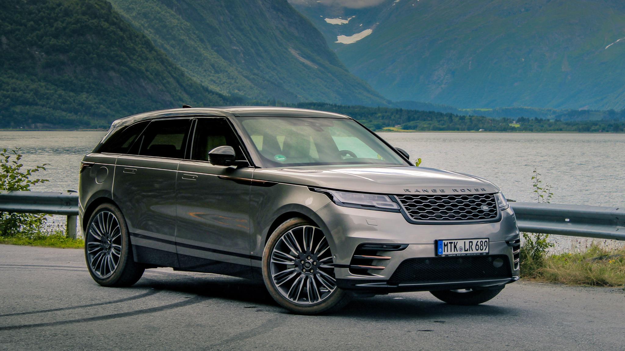 Range Rover Velar >> Range Rover Velar Valittiin Maailman Kauneimmaksi Autoksi