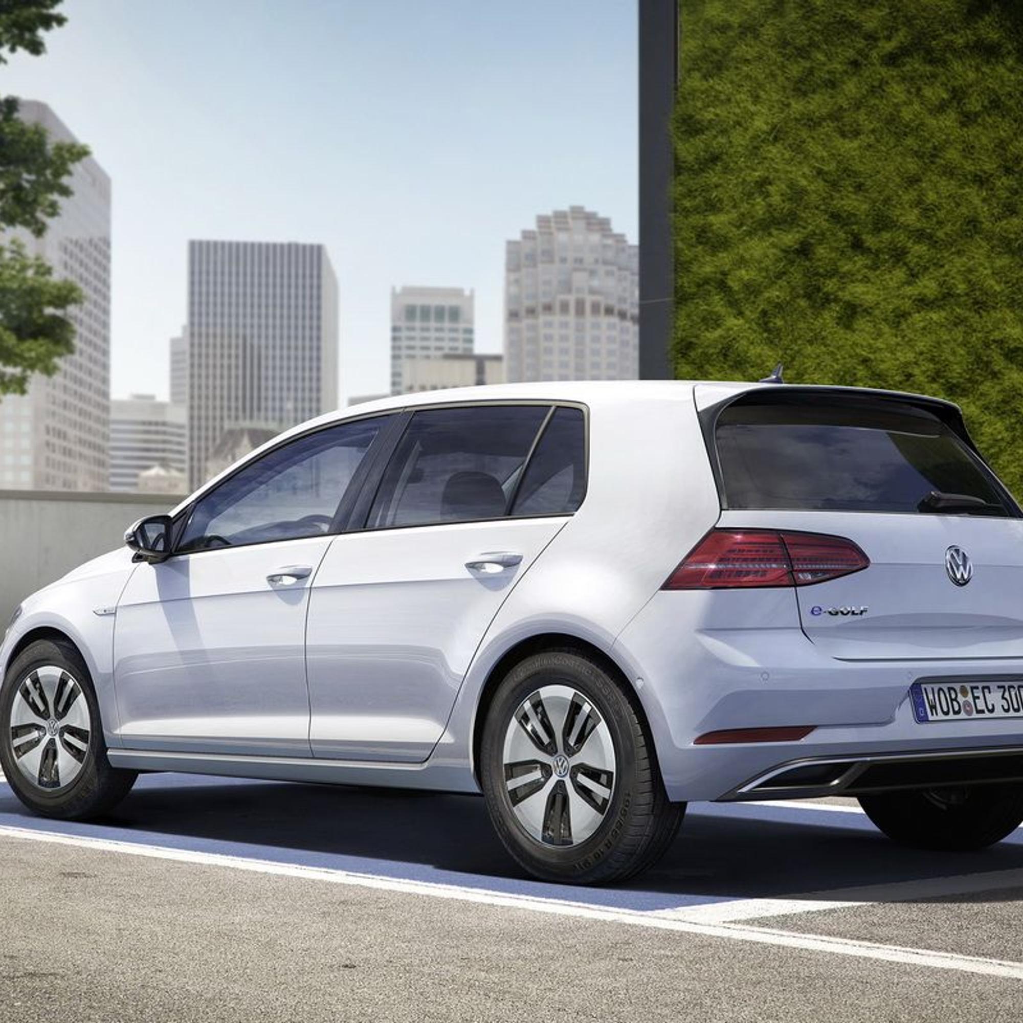 Volkswagen Of America >> Volkswagen Tekemassa 2000 Sahkoautojen Latausasemaa