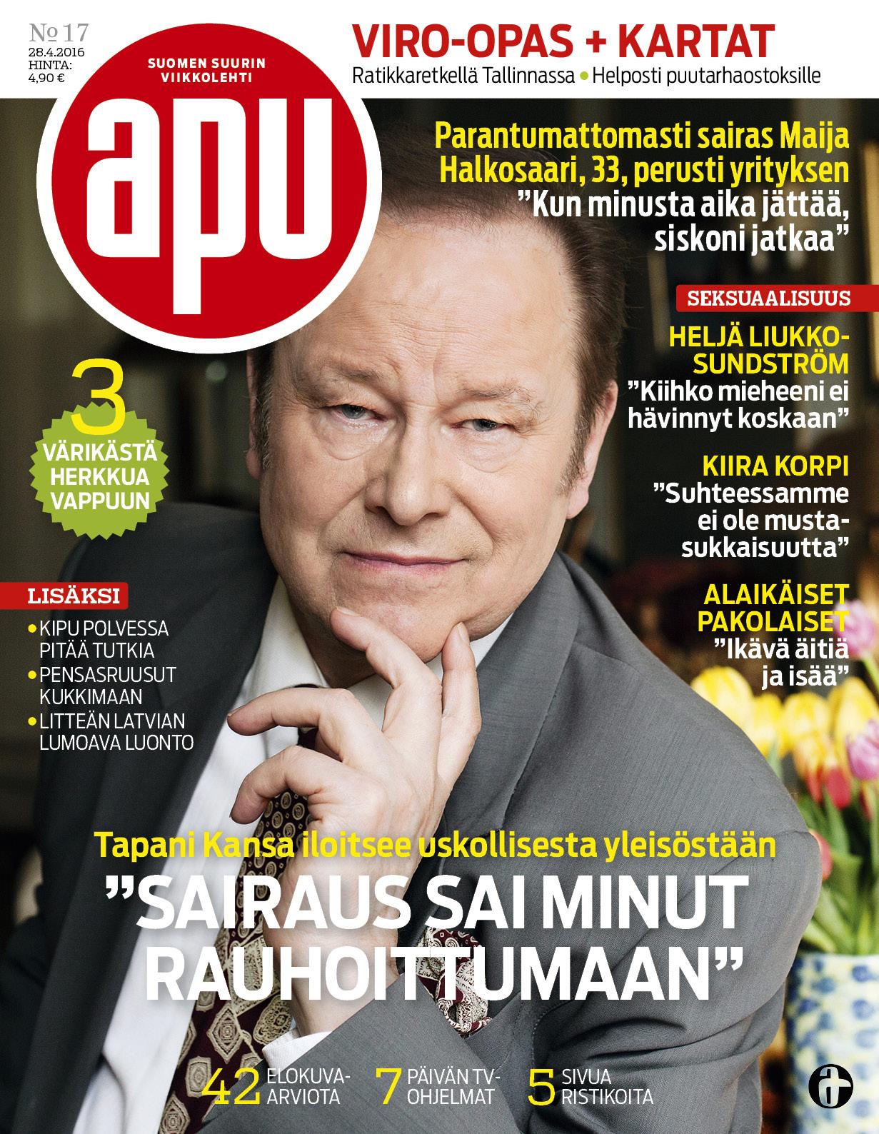 musta viihde Magazine