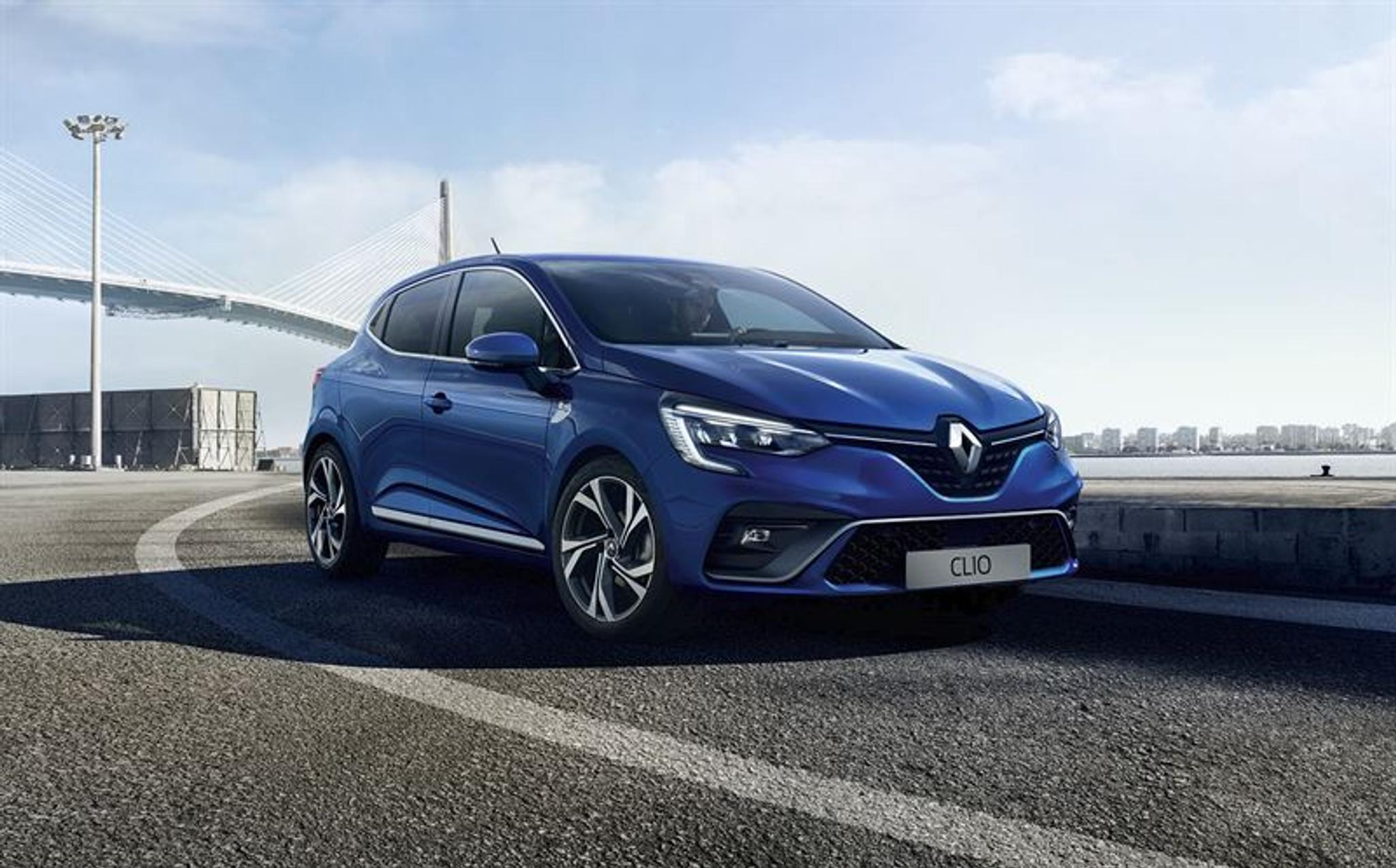 Renault Clio Rs >> Renaultilta Uusi Suorituskykyinen Clio R S Line Tuulilasi