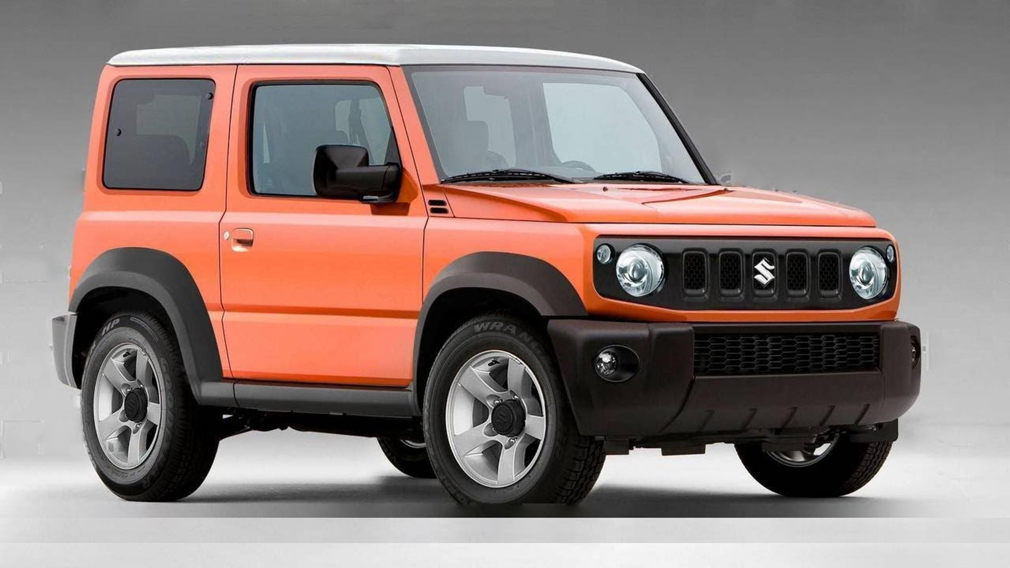 Suzuki Mini Suv >> Katso Kuvat Suzuki Esitteli Uuden Entista Kulmikkaamman