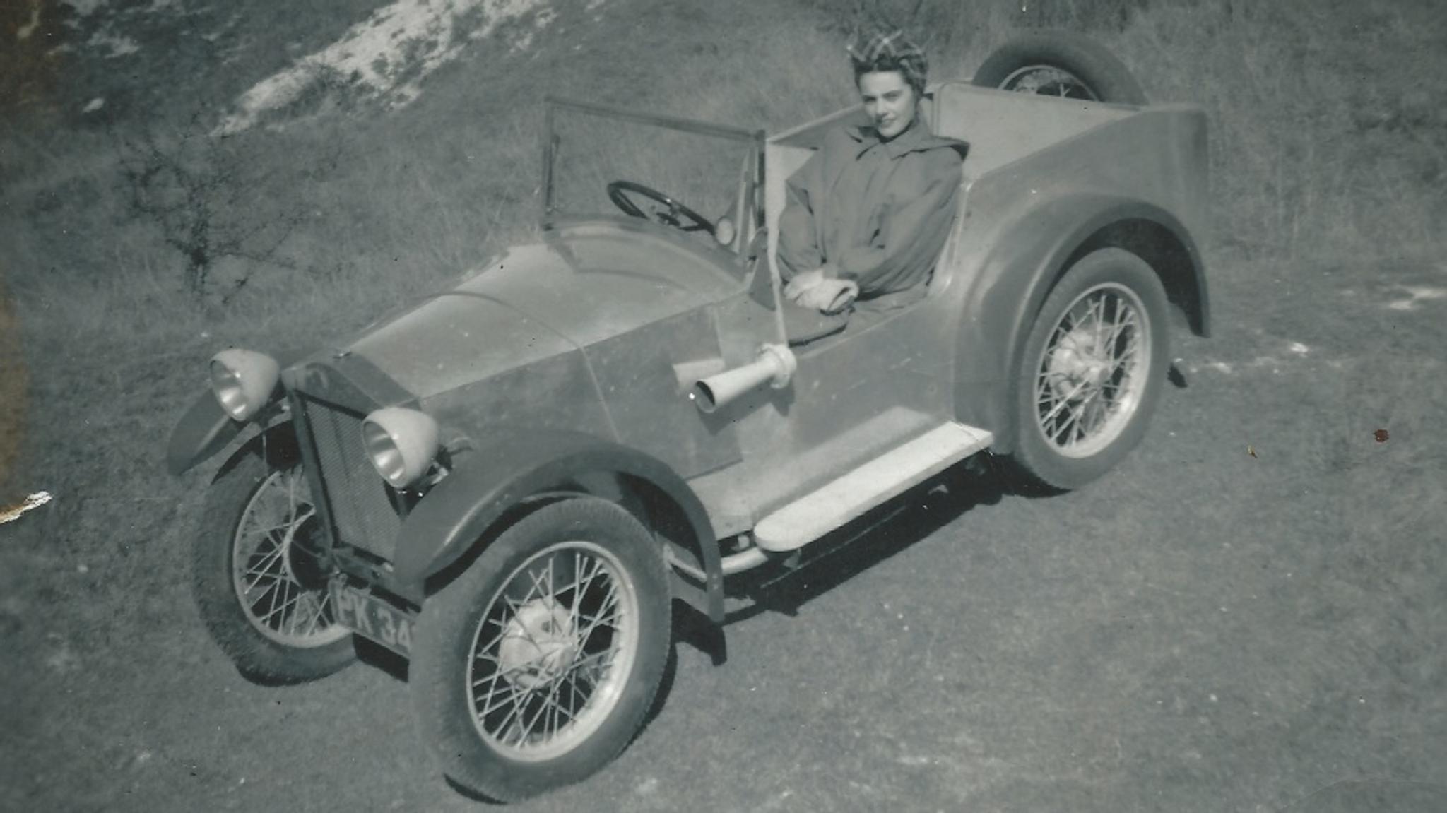 Ensimmäinen Auto