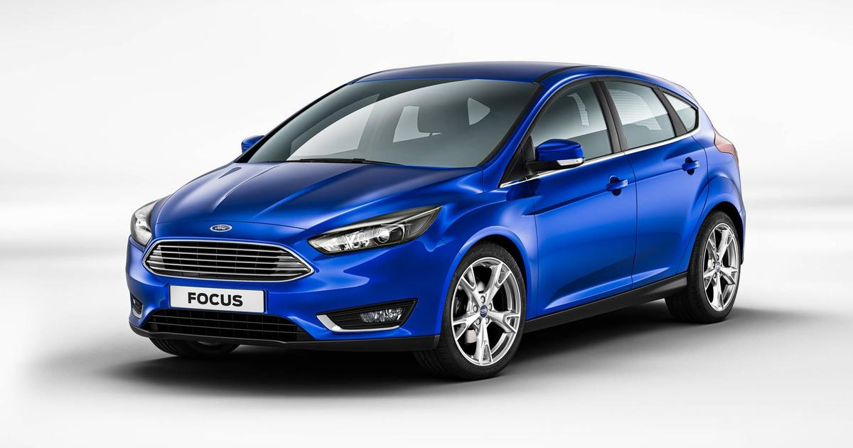 Ford Focus Tuulilasi
