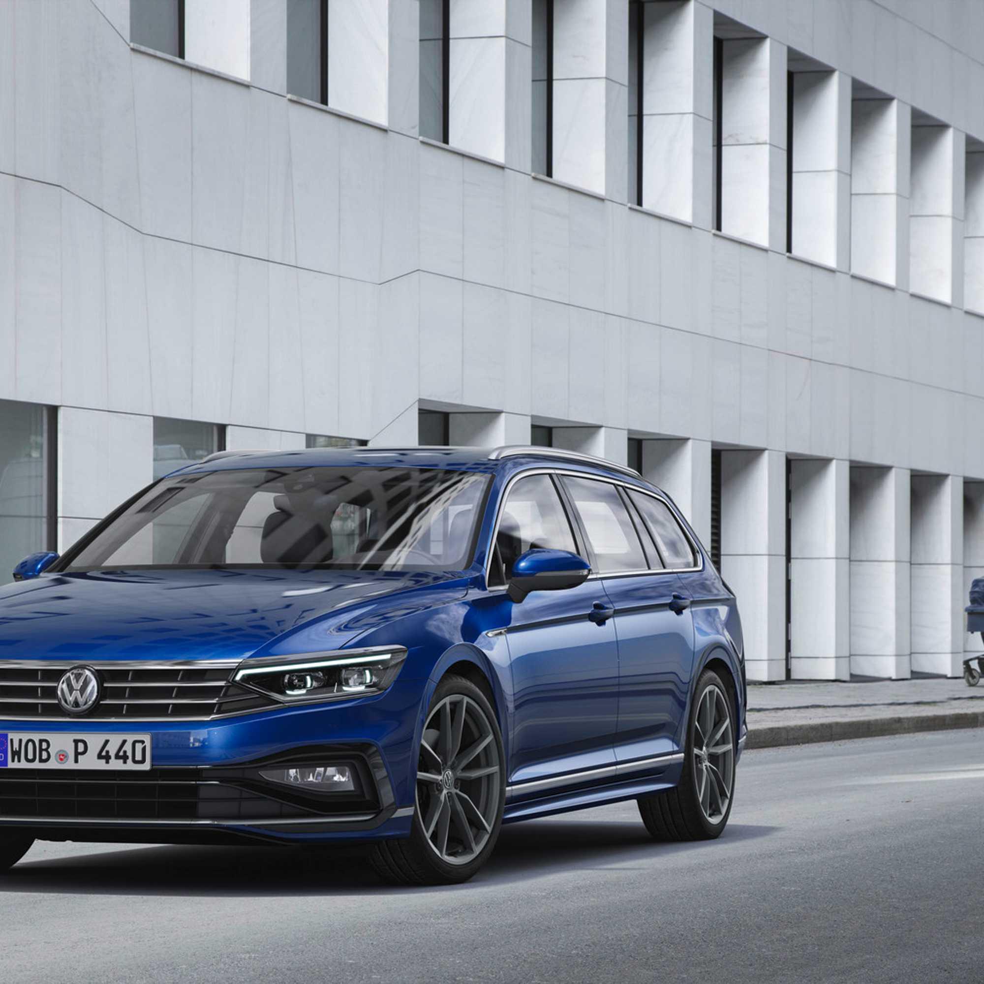 Tällainen On Uusi Volkswagen Passat 2020 - Eurooppaan Keväällä
