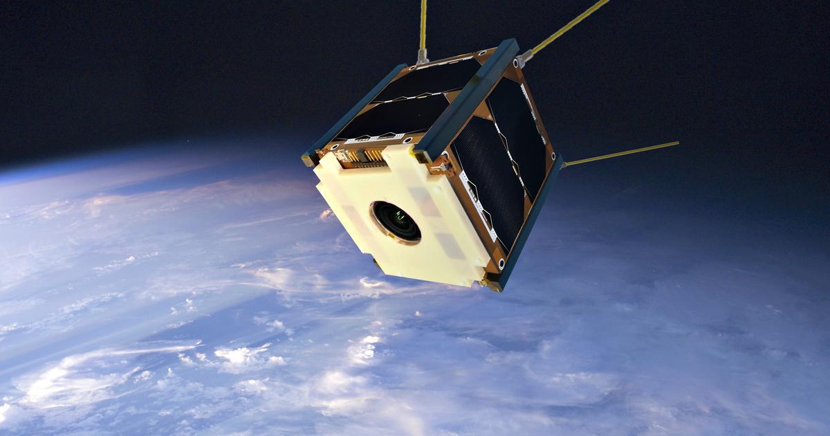 Suomi 100 Satelliitti