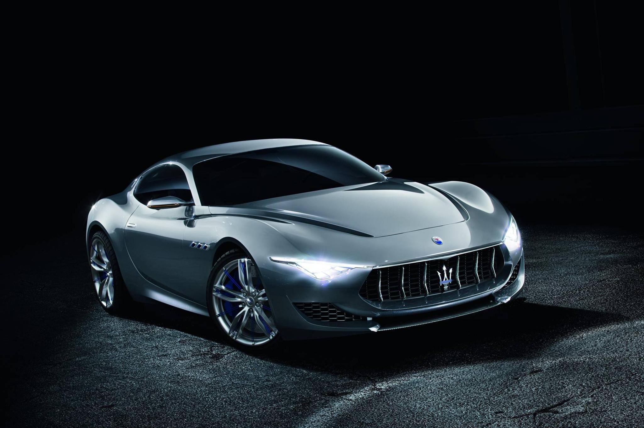 Maserati Alfieri Release Date >> Maserati Vahvisti Alfieri Tuotantoon Tuulilasi