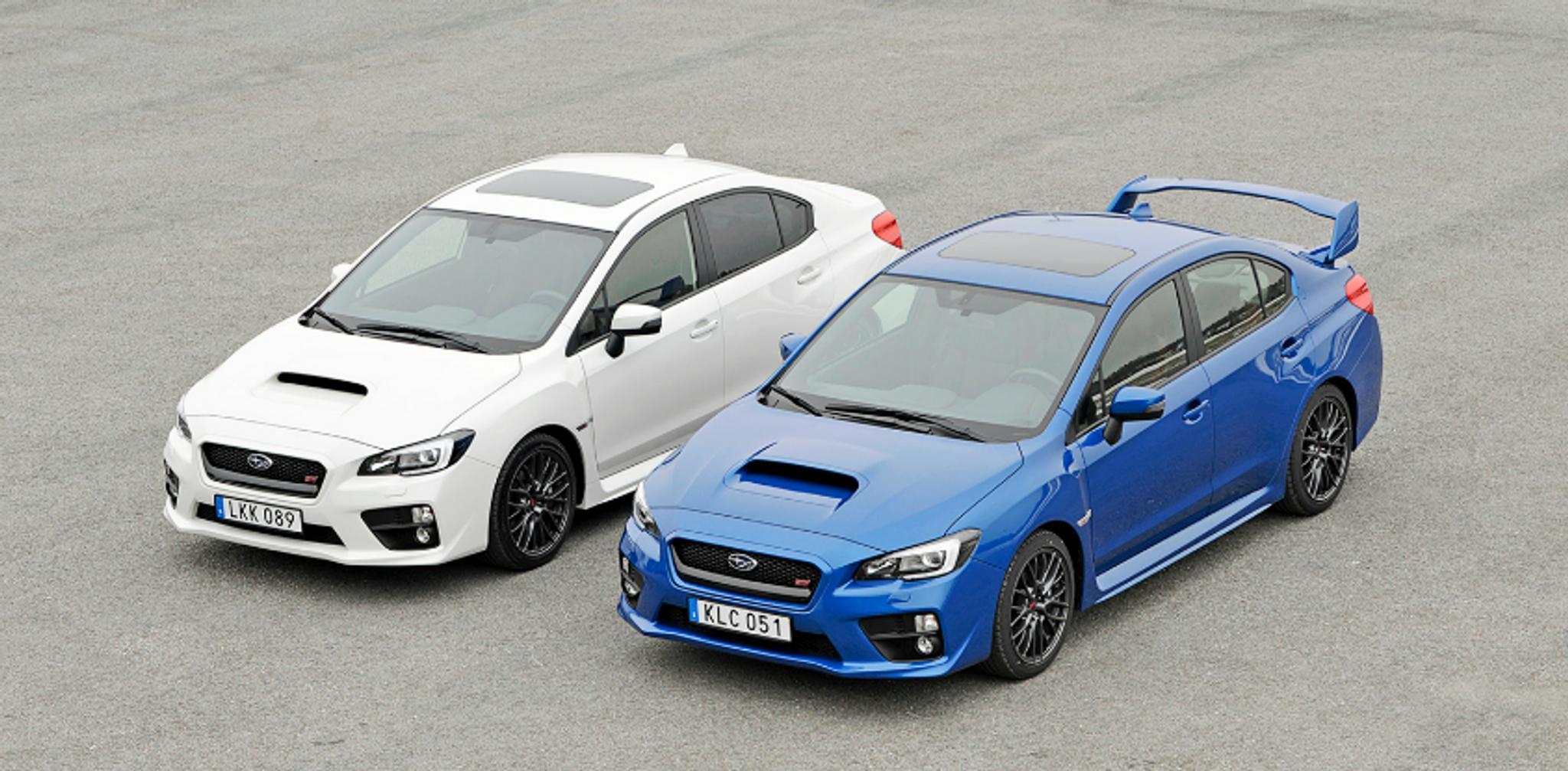 Difference Between Wrx And Sti >> Koeajo Subaru Wrxsti Tuulilasi
