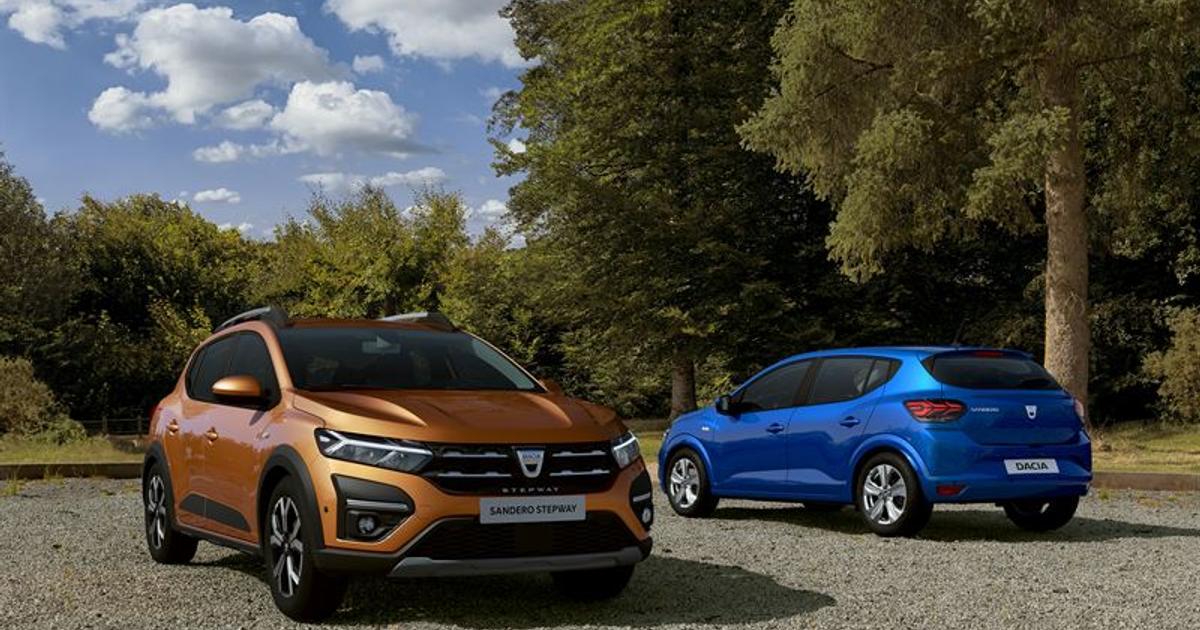 Dacia Sandero: Kaikki paitsi merkki on muotoiltu uudelleen