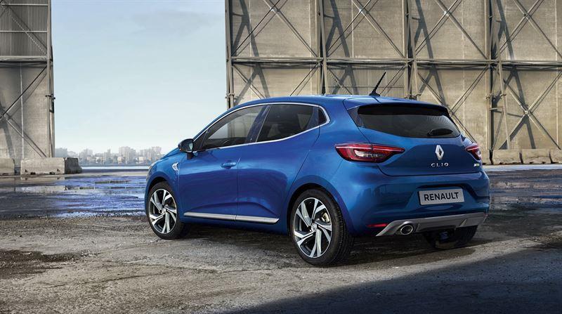 Renault Clio Sport >> Renaultilta Uusi Suorituskykyinen Clio R S Line Tuulilasi